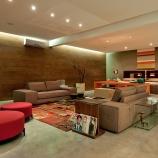 Apartamento do jovem casal por Augusto Thomé e Juior Roriz