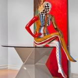 Vitrine Galeria de Arte por Mariela Romano