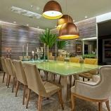 Sala de jantar por Giovanna Diniz e Michele Rodrigues