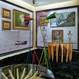 Galeria de artes por Carolina Daud e Rimene Amaral